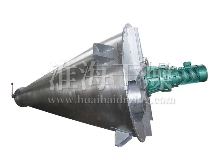 DSH series double spiral conical mixer